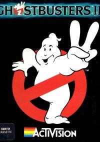 Обложка Ghostbusters 2