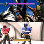 Скриншот Power Rangers Super Samurai – Изображение 3