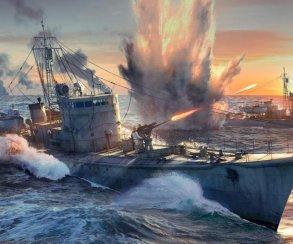В War Thunder начались морские бои по выходным