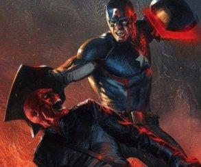 Как Капитан Америка расправился со своим главным врагом
