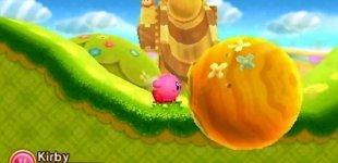 Kirby: Triple Deluxe. Видео #2