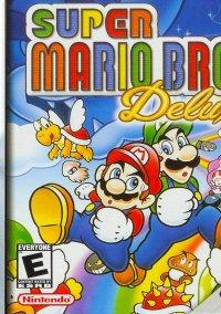 Обложка Super Mario Bros. Deluxe