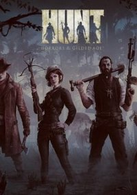 Обложка Hunt: Horrors of the Gilded Age