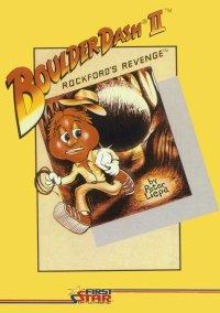 Обложка Boulder Dash II