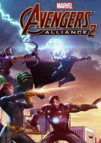Обложка Marvel: Avengers Alliance 2