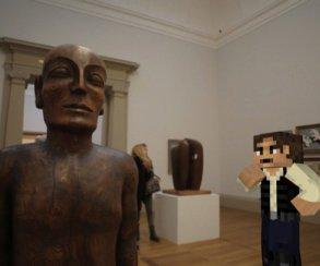 Художник собрался отстроить в Minecraft галерею Тейт Британия