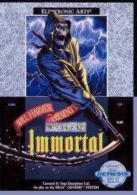 Обложка The Immortal