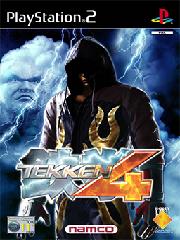 Обложка Tekken 4