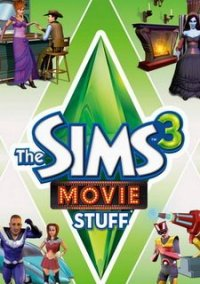 Обложка The Sims 3: Movie Stuff