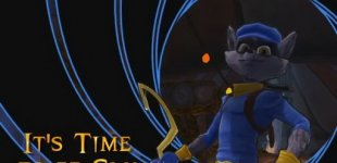 Sly Cooper: Thieves in Time. Видео #2