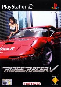 Обложка Ridge Racer V