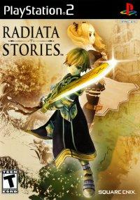 Обложка Radiata Stories