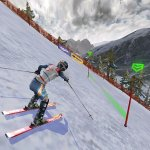 Скриншот Ski Racing 2005 featuring Hermann Maier – Изображение 4