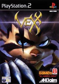 Обложка Vexx