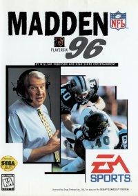 Обложка Madden NFL 96