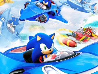 Рецензия на Sonic & All-Stars Racing Transformed
