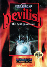 Обложка Devilish:The Next Possession