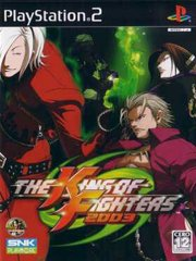 Обложка The King of Fighters 2003