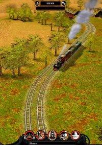 Обложка Railroad Pioneer