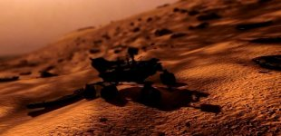 Take On Mars. Видео #1
