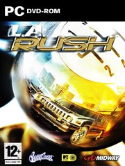 Обложка L.A. Rush