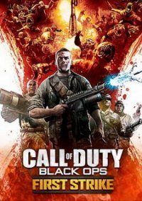 Обложка Call of Duty: Black Ops - First Strike