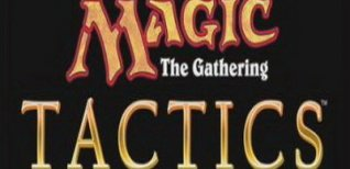 Magic: The Gathering - Tactics. Видео #1