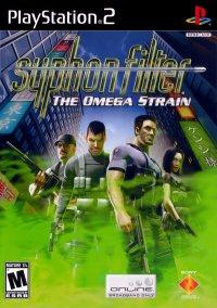 Обложка Syphon Filter: The Omega Strain