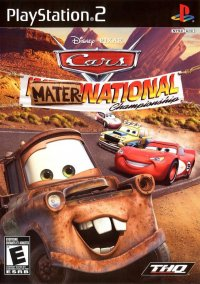 Обложка Cars Mater-National Championship