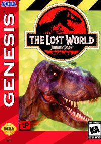 Обложка The Lost World: Jurassic Park