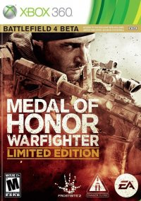 Medal of Honor : Warfighter - Limited Edition – фото обложки игры