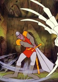 Обложка Dragon's Lair Remastered Edition