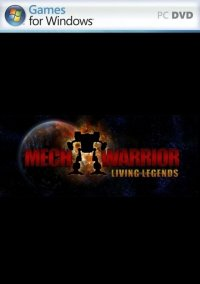 Обложка MechWarrior: Living Legends