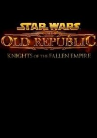 Обложка Star Wars: The Old Republic - Knights of the Fallen Empire