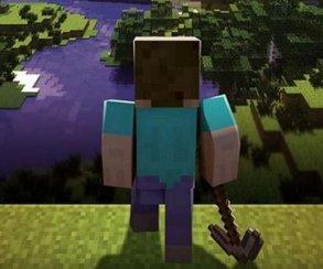Microsoft обучает детей и роботов при помощи Minecraft
