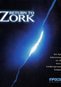 Обложка Return to Zork