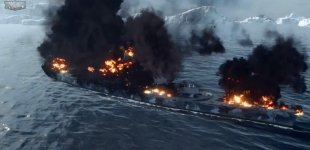 World of Warships. Система бронирования кораблей