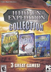 Обложка Hidden Expedition Collection