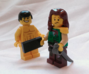 MMO Lego Universe разорила борьба со зданиями в форме пенисов
