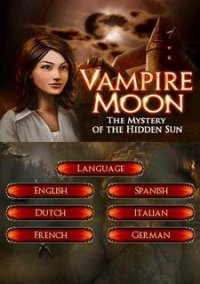 Обложка Vampire Moon: The Mystery of the Hidden Sun