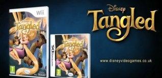 Disney Tangled: The Video Game. Видео #1