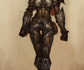 """Видеоролик Diablo III: класс """"Охотник на демонов"""""""
