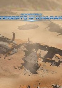 Обложка Homeworld: Deserts of Kharak