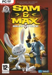 Обложка Sam & Max: Season One
