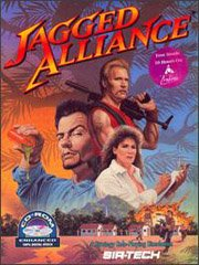 Обложка Jagged Alliance