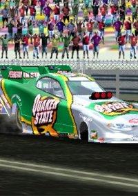 Обложка NHRA Drag Racing: Quarter Mile Showdown