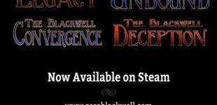 Blackwell Legacy. Видео #1