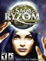 Обложка Saga of Ryzom