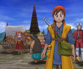 Dragon Quest 8 выйдет на мобильных платформах