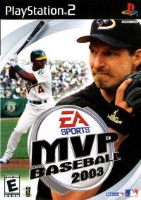 Обложка MVP Baseball 2003